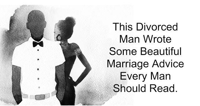 Advice for dating a newly divorced man